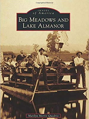 Marilyn Quadrio, author of Big Meadows and Lake Almanor. Guest speaker at Town Talk 2019, hosted by St. Andrew's Academy
