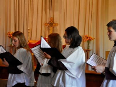 Learn to Sing at Summer Choir Camp