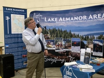 Town Talks Lake Almanor at St. Andrew's Academy